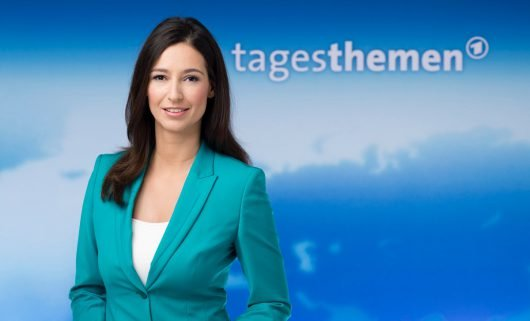 Tagesthemen-Moderatorin Pinar Atalay (Bild: ©NDR/Thorsten Jander)