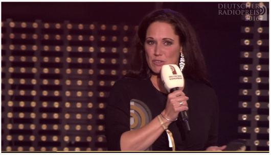 Die beste Moderatorin 2016 ist Simone Panteleit vom Berliner Rundfunk 91.4