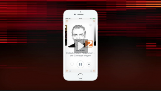 Im Video wird die Bayern 2-App erklärt (Video auf BR.de)