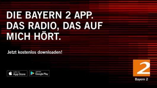 Neu von BR 2: Die BR 2-App (Bild: BR.de)