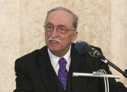 Gert Lütgert, Vorsitzender des Verwaltungsrats des hr seit 1995 (Bild: HR)