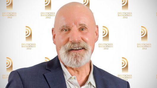 Peter Stockinger (Bild: @Deutscher Radiopreis)