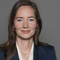 Petra Lemcke (Profilbild bei Xing)