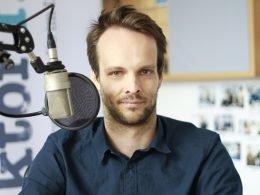 detektor fm.-Musikchef Gregor Schenk (Bild: detektor fm.)