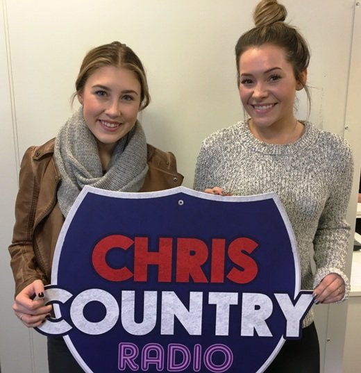 Chris Country UK - Maddie and Tae