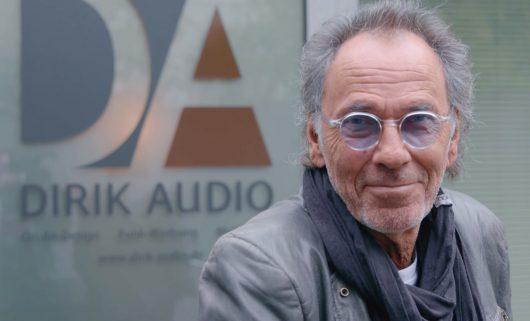 Hugo Egon Balder bei Dirik Audio (Bild: ©Andi Mährlein)