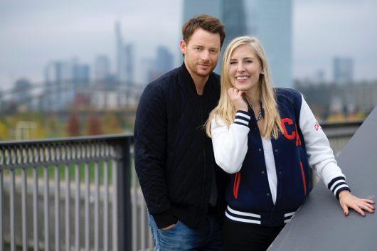 Kate Menzyk und Christian Kempfert. (Bild: ©HR/Tim Wegner)