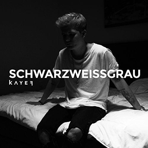 kayef-schwarzweissgrau-cover