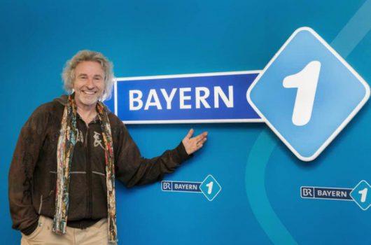 Thomas Gottschalk (Bild: @Bayern 1)