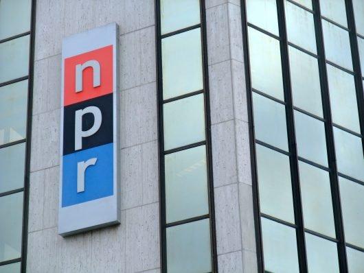 Ehemalige NPR-Zentrale 2009 (Foto: ©James Cridland)