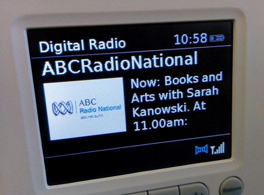 ABC Radio National (Foto: ©James Cridland)