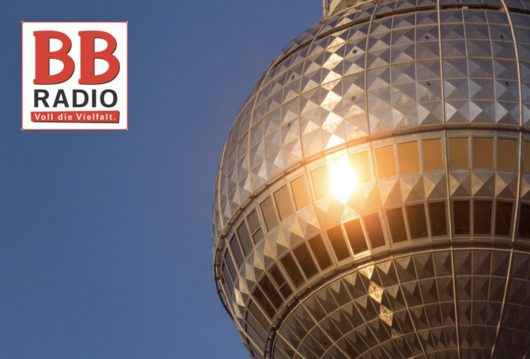 BB RADIO ab sofort vom Berliner Fernsehturm (Bild: BB Radio)