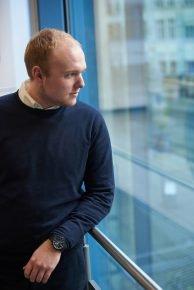 Christopher Gahler ist neuer Moderator bei Radio Erzgebirge RS.A