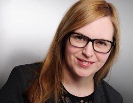 Colleen Sanders - neue Chefredakteurin bei Radio Lippe Welle Hamm (Bild: Radio Lippe Welle Hamm)