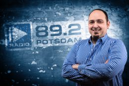 Tobias Brauhart (Bild: Radio Potsdam)