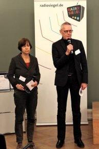Angela Frank und Wolfgang Sabisch Bild: ©Stosch)