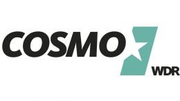 So sieht das neue Logo von COSMO aus (Bild: WDR)