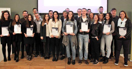 Die Radiosiegel-Preisträger 2016 (Bild: ©Stosch/Radiosiegel.de)