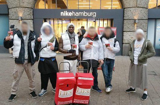 Bilals Weg in den Terror (Quelle: Internet/NDR)