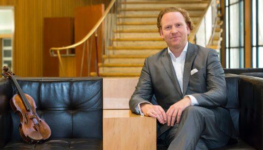 Stargeiger Daniel Hope moderiert auch in 2017 weiter bei WDR 3
