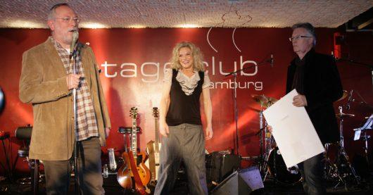 Heinz Canibol mit Ina Mueller (Bild: Privatarchiv)