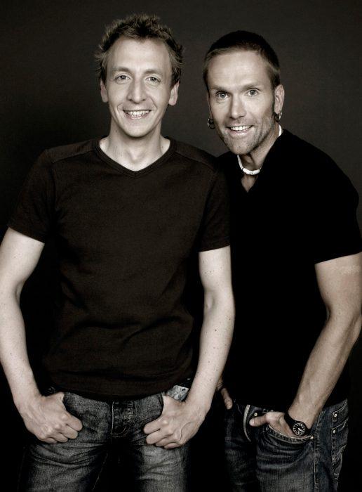 Marco Seiffert (li.) und Tom Böttcher. (Bild: rbb/Jenny Sieboldt)
