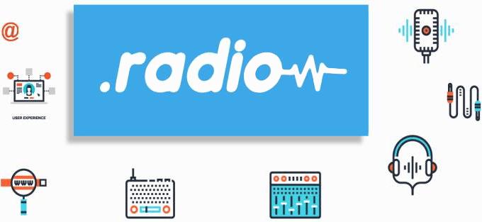 Top Level-Domain .radio