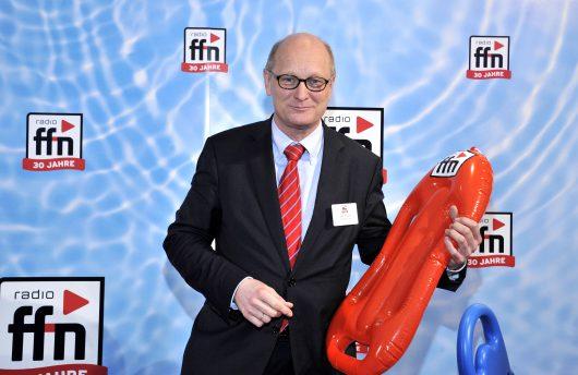 Joachim Knuth, Geschäftsführer NDR Media