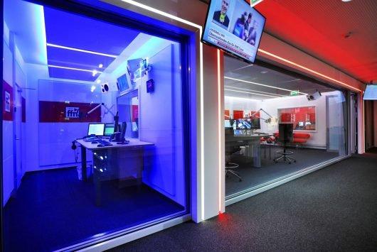 ffn Studio Licht (Bild: ©ffn)