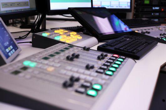 ffn Studio Pult 2 (BIld: ©ffn)