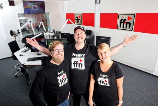 ffn Studio Team von Guten Morgen Niedersachsen (Bild: ©ffn)
