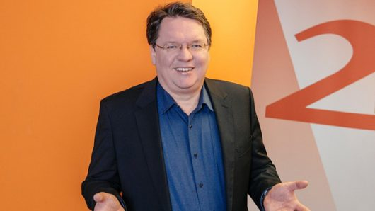 Helmut Schleich (Bild: BR/Philipp Kimmelzwinger)