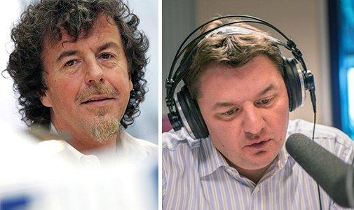 Der Nachfolger von Guy Kaiser (links) wird Roy Grotz (rechts) (Bild: ©RTL Group)