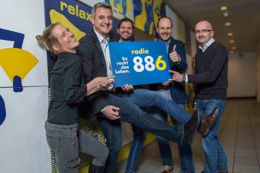 Niki Fuchs, Ralph Meier-Tanos, Günther Zögernitz, Bernhard Feichter und Gustav Wirtl (Bild: ©David Bitzan)