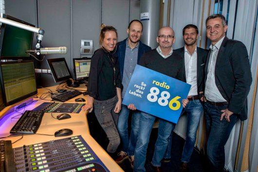 Niki Fuchs, Bernhard Feichter, Gustav Wirtl, Günther Zögernitz und Ralph Meier-Tanos (Bild: ©David Bitzan)