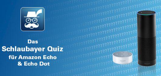ANTENNE BAYERN bringt Quizspiel-App Schlaubayer auf die Smart-Speaker Amazon Echo und Echo Dot. (Bild: ©Antenne Bayern)