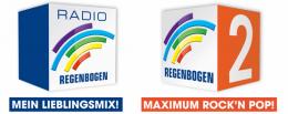 Radio Regenbogen 1 und 2