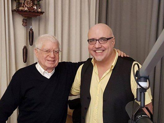 Walter Fuchs und Thomas Schminke (Bild: privat)