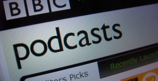 Podcasting bei der BBC (Foto: James Cridland)