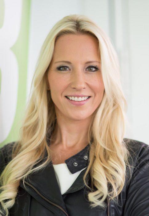 Katja Wunderlich ist am 24. März erstmals als Moderatorin für Sky Sport News HD im Einsatz (Bild: ©obs/Sky Deutschland/Markus Konvalin)