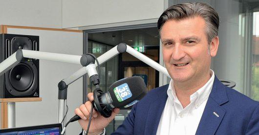 Radio 38-Geschäftsführer Rüdiger Zinke (Bild: ©Radio 38)