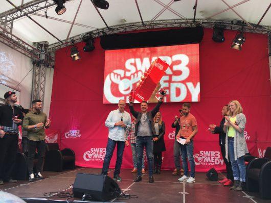 """""""SWR3 Comedy Festival"""" in Bad Dürkheim am 6.5.2017 (Bild: © obs/SWR - Südwestrundfunk/Corinna Scheer)"""
