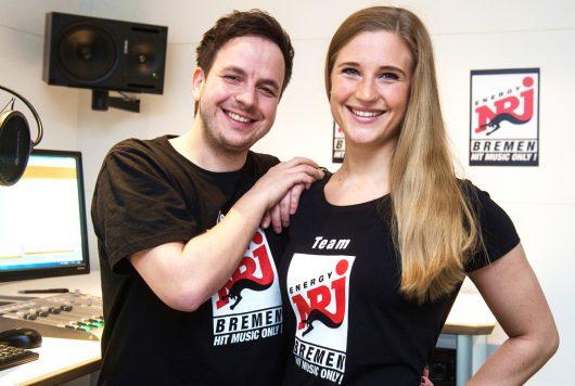 Sven Bornschein und Alisa Häger (Bild: ©ENERGY Bremen)