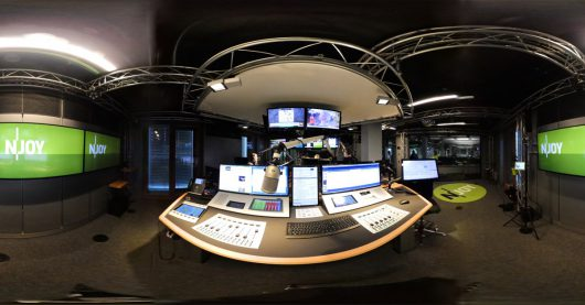 N-JOY-Studio (Bild: ©NDR)