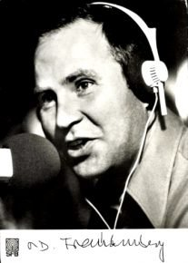 Hans-Dieter Frankenberg Autogrammkarte
