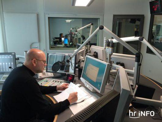 Jürgen Kolb, hr info (Foto: facebook/hr info)