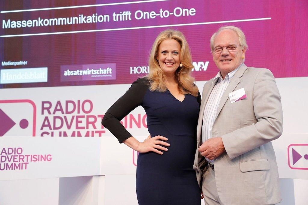 Barbara Schöneberger, Lutz Kuckuck (Radiozentrale)