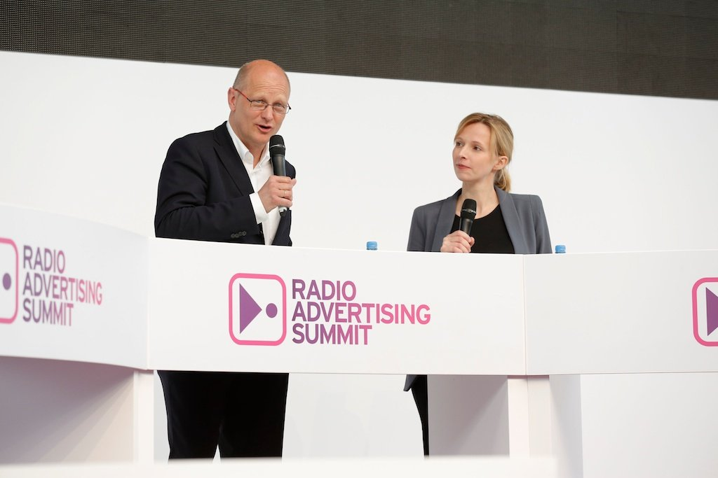 Joachim Knuth (NDR), Sofie Donges (N-JOY)