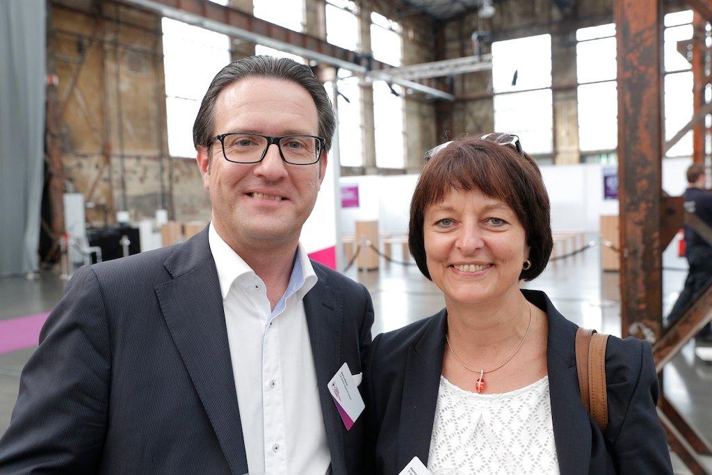 Mario Römer (GALERIA Kaufhof), Martina Winicker (IFAK-Institut)