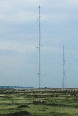 radio Caroline Antenne auf 648 kHz (Bild: Radio Caroline)